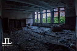 Abandoned Saint Agnes School Detroit-3