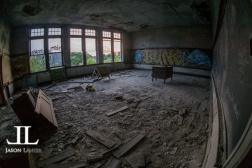 Abandoned Saint Agnes School Detroit-7