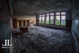 Abandoned Saint Agnes School Detroit-8