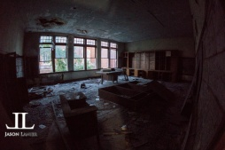 Abandoned Saint Agnes School Detroit-9