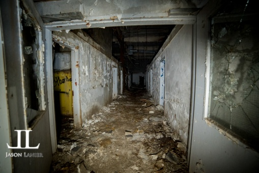 Abandoned Southwest Detroit Hospital-2
