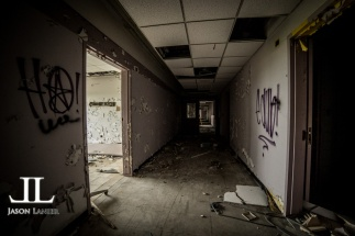 Abandoned Southwest Detroit Hospital-21