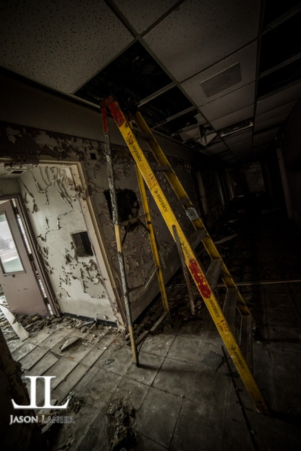 Abandoned Southwest Detroit Hospital-22