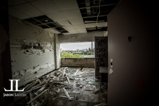 Abandoned Southwest Detroit Hospital-26