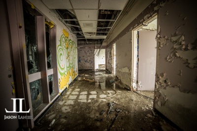 Abandoned Southwest Detroit Hospital-27