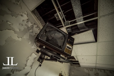 Abandoned Southwest Detroit Hospital-28