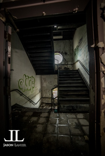 Abandoned Southwest Detroit Hospital-29