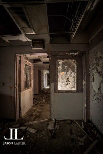 Abandoned Southwest Detroit Hospital-30