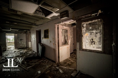 Abandoned Southwest Detroit Hospital-31