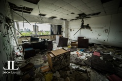 Abandoned Southwest Detroit Hospital-51