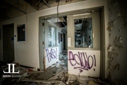 Abandoned Southwest Detroit Hospital-56