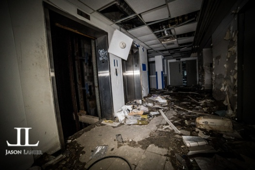 Abandoned Southwest Detroit Hospital-58