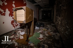 Abandoned Southwest Detroit Hospital-63