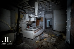 Abandoned Southwest Detroit Hospital-9