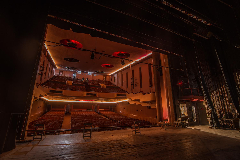 Rose Garden Theater Abandoned Clarksburg West Virginia – Abandoned ...