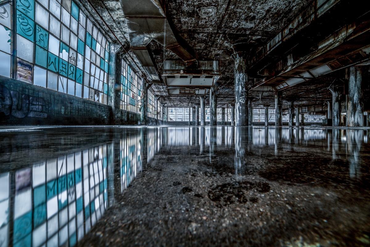 About Urban Exploration And Jason Lanier Abandoned